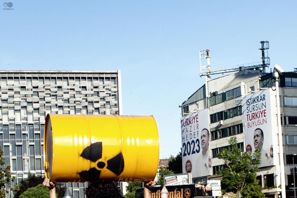 Nükleere Hayır